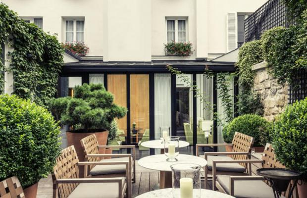 фотографии отеля Best western Champs Elysees Foch изображение №11