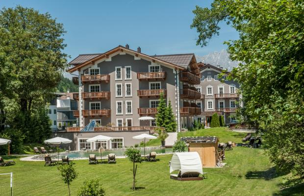 фотографии отеля Q! Resort Health & Spa (ex. Astoria Kitzbuehel) изображение №23