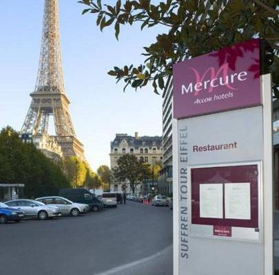 фото Mercure Paris Tour Eiffel Suffren изображение №6
