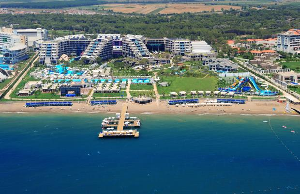 фото отеля Susesi Luxury Resort (ex. Susesi De Luxe Resort Spa & Golf Hotel) изображение №1