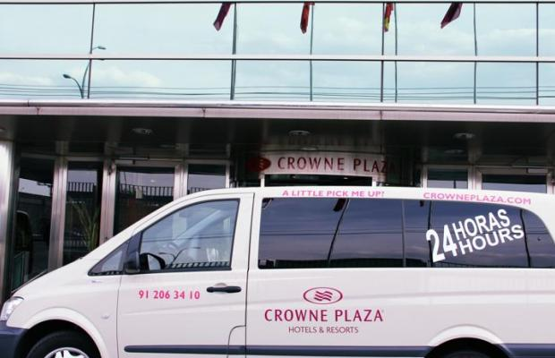 фото Crowne Plaza Madrid Airport (ex. Crowne Plaza Madrid) изображение №2
