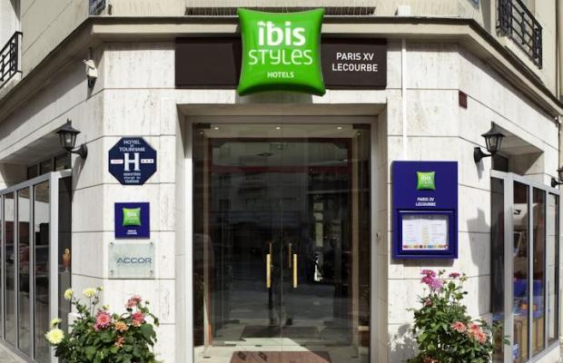 фото отеля Ibis Styles Paris 15th Lecourbe (ex.  All Seasons Paris 15 Lecourbe) изображение №1