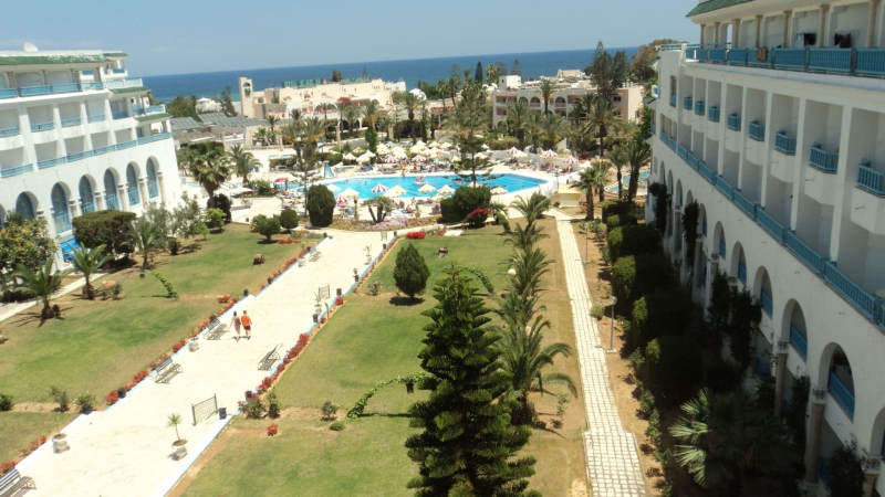 Dessole Riviera Resort (ex. Occidental Allegro Riviera), 4*, Сусс ein gedi resort 4 мертвое море