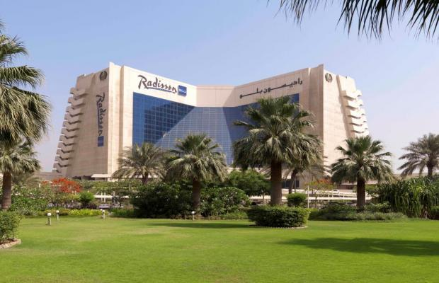 фотографии отеля Radisson Blu Resort (ex. Radisson Sas; Sharjah Continental) изображение №31