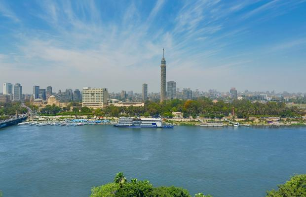 фото отеля The Nile Ritz-Carlton (ex. Nile Hilton) изображение №17