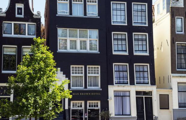 фото отеля Max Brown Hotel Canal District (ex. Chic & Basic Amsterdam) изображение №1