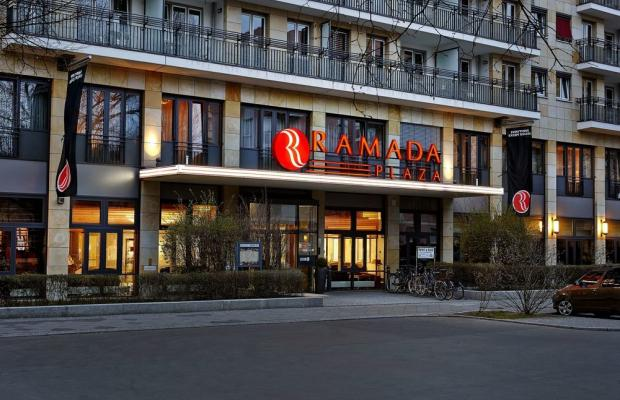 фотографии отеля Ramada Plaza Berlin City Centre изображение №31