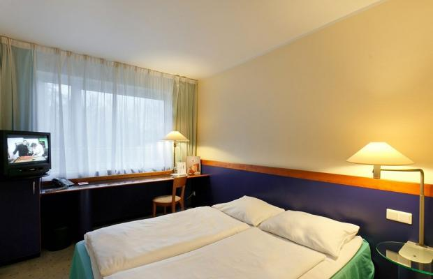 фотографии отеля Azimut Hotel Berlin City South (ex. EuroHotel Berlin Airport BBI) изображение №19