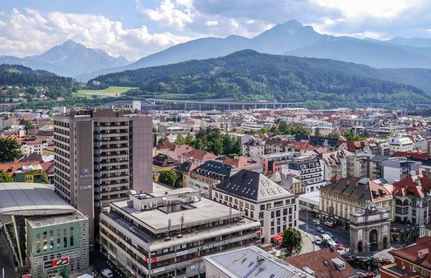 фотографии Hilton Innsbruck (ex. Holiday Inn) изображение №20