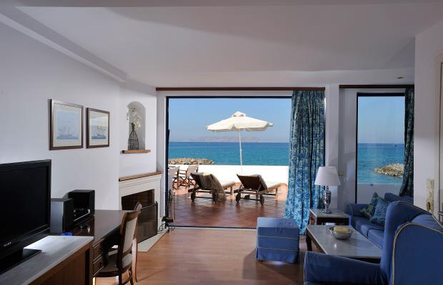 фотографии Knossos Beach Bungalows & Suites (ex. Knossos Beach Club) изображение №28