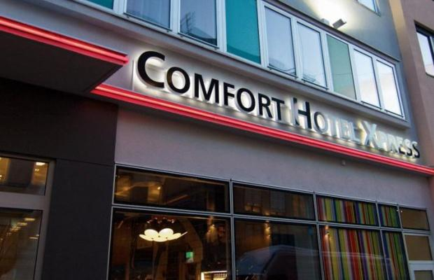 фото отеля Comfort Hotel Xpress Youngstorget изображение №1