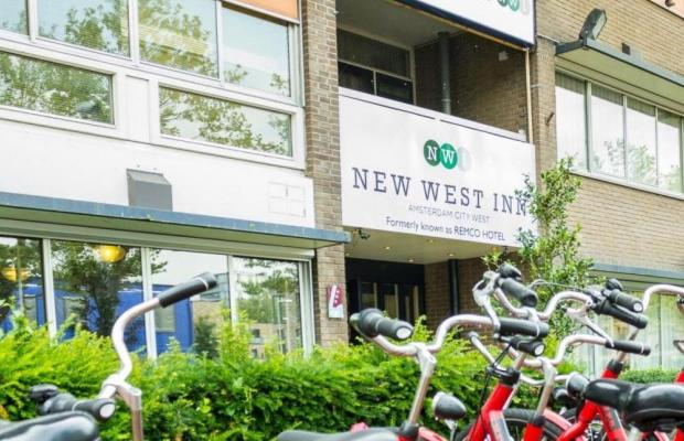 фото отеля New West Inn Amsterdam (ex. Tulip Inn City West) изображение №1