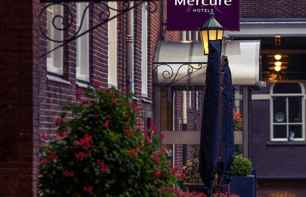 фотографии Mercure Hotel Amsterdam Centre Canal District (ex. Mercure Arthur Frommer) изображение №16
