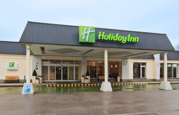 фото отеля Holiday Inn Dusseldorf Airport Ratingen изображение №1