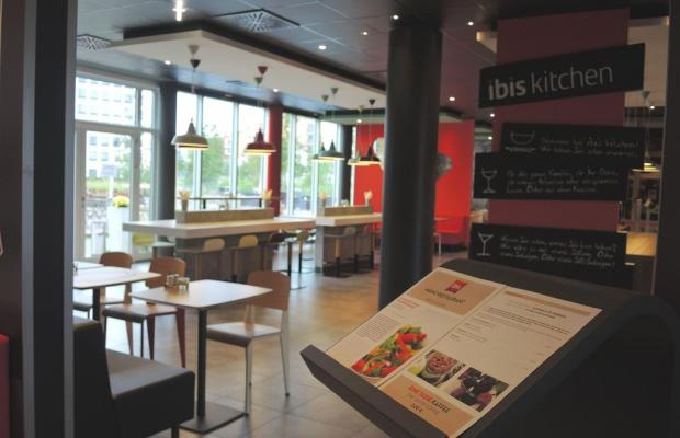 фото отеля Ibis Hotel Frankfurt City Messe изображение №25
