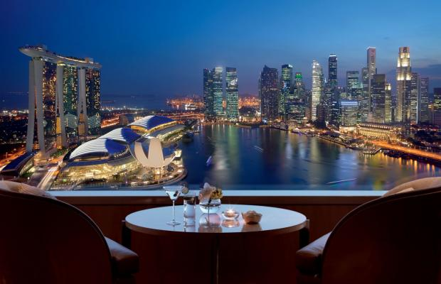 фотографии отеля The Ritz-Carlton Millenia Singapore изображение №3