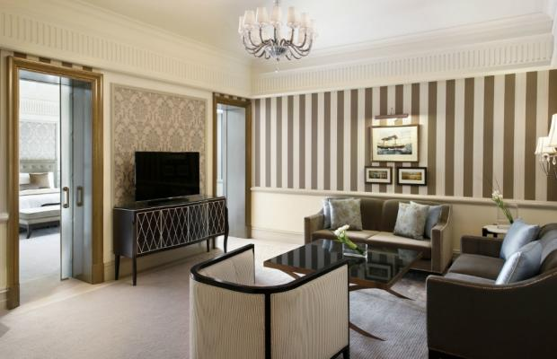 фотографии отеля Al Habtoor City The St. Regis Dubai изображение №23
