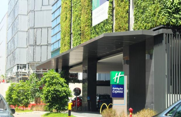 фото отеля Holiday Inn Express Singapore Orchard Road изображение №1