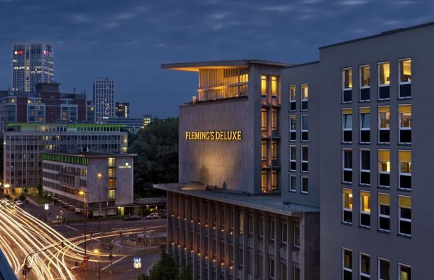 фотографии Fleming's Deluxe Hotel Frankfurt-City изображение №20