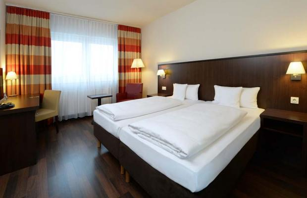 фотографии отеля Motel Plus Frankfurt am Main (ex. Mercure Frankfurt Nordwestzentrum) изображение №3