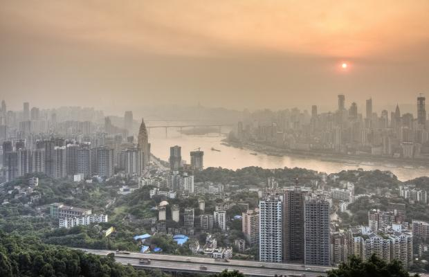 фотографии Holiday Inn Yangtze Chongqing изображение №12