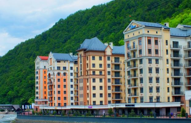 фото Valset Apartments by HELIOPARK Rosa Khutor изображение №2