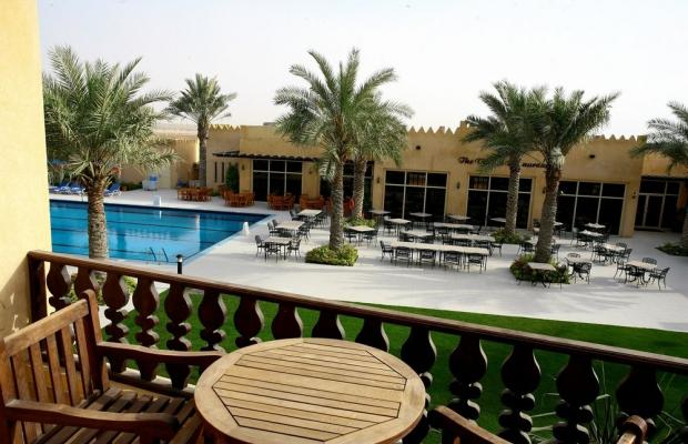 фотографии отеля Al Hamra Village Golf & Beach Resort (ex. Golf Village Resort) изображение №35