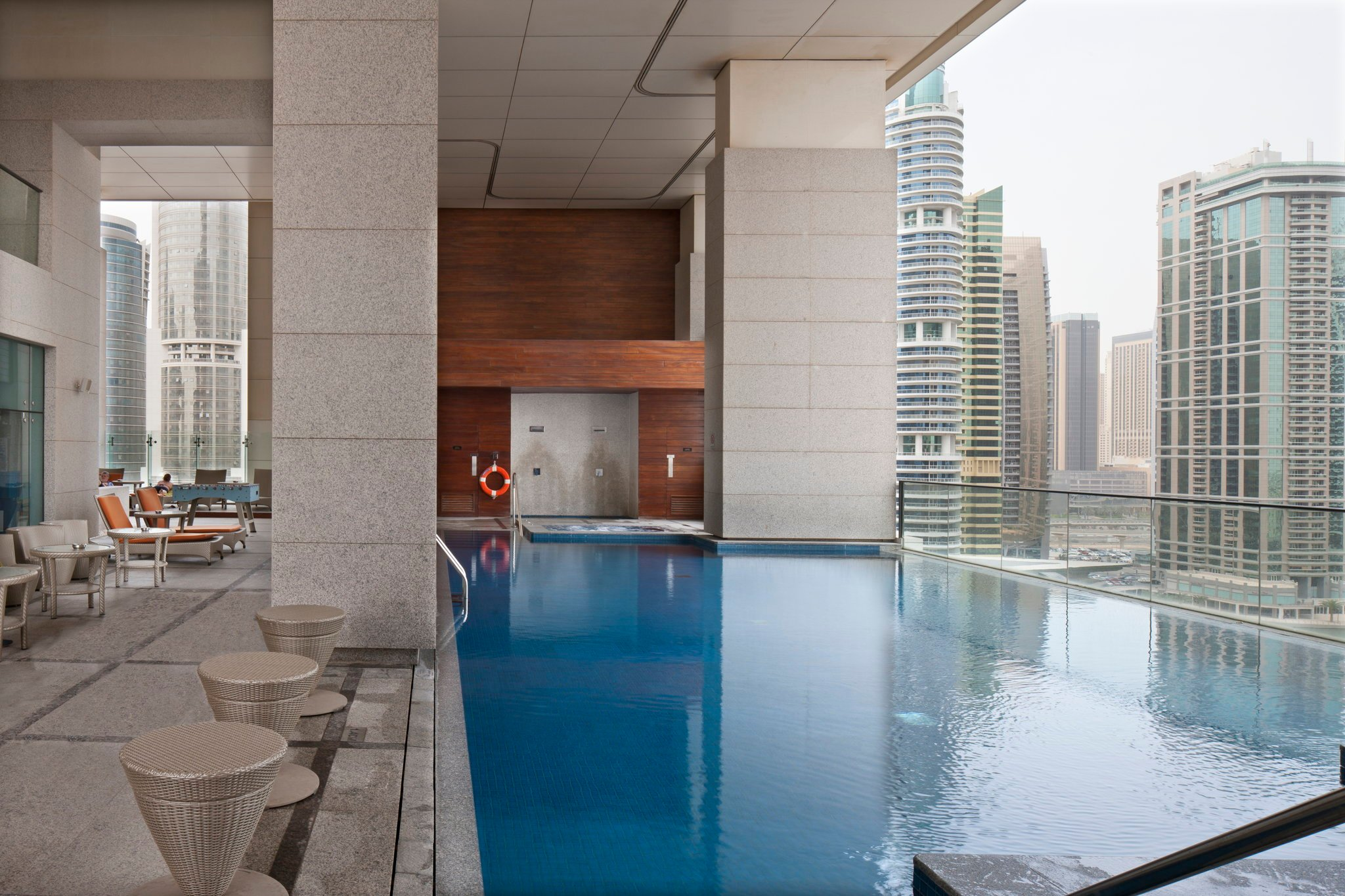 Bonnington Jumeirah Lakes Towers, 5*, Дубай