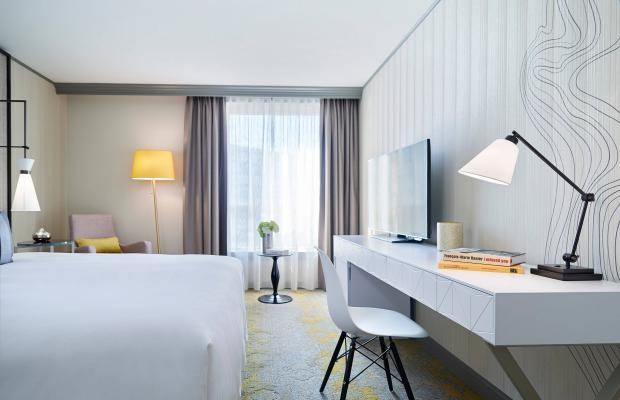 фото отеля Renaissance Paris La Defense Hotel изображение №29