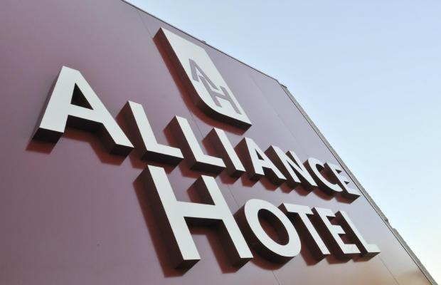 фотографии отеля Alliance Hotel Paris Saint Quentin en Yvelines (ex. Holiday Inn Garden Court Paris St Quentin en Yvelines; ex. Best Western Pari изображение №23