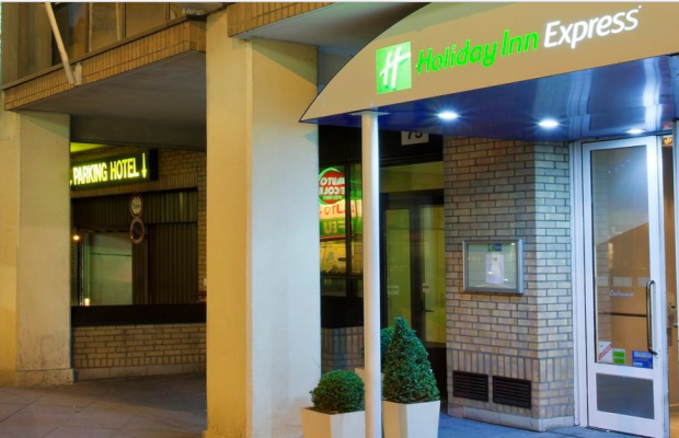 фото отеля Holiday Inn Express Lille Centre (ex. Express By Holiday Inn Lille) изображение №1