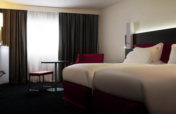 фотографии Mercure Paris CDG Airport & Convention (ex. Pullman Paris Charles De Gaulle Airport) изображение №4