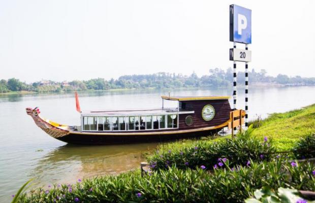 фото отеля Hue Riverside Boutique Resort & Spa изображение №25