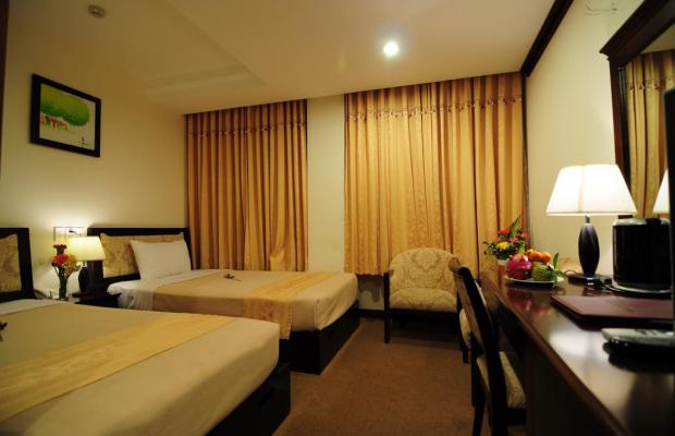 фотографии отеля Dong Kinh Hotel изображение №3