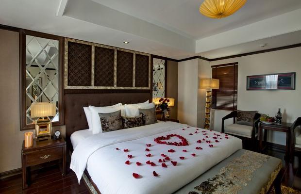 фотографии отеля Golden Lotus Luxury Hotel изображение №35
