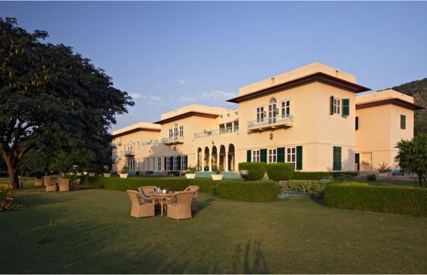 фотографии отеля The Gateway Hotel Ramgarh Lodge изображение №19