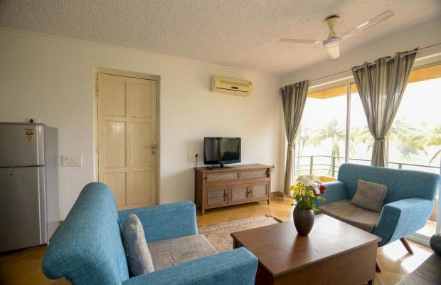 фотографии отеля TripThrill Serenity Residency Apartments изображение №19