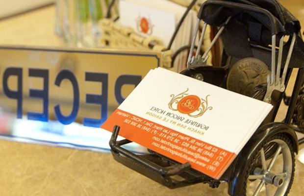 фотографии отеля Beautiful Saigon Hotel изображение №15