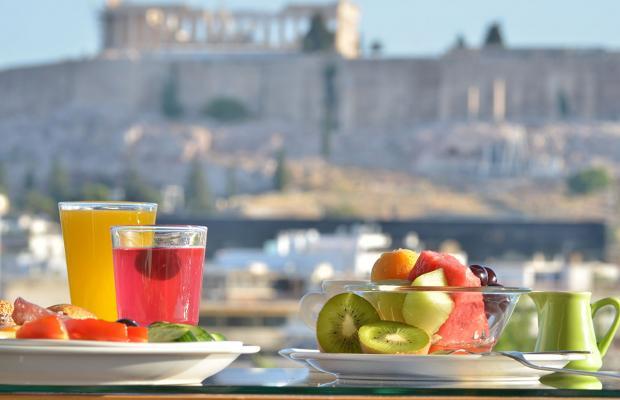 фото отеля Best Western Acropolis Ami Boutique изображение №21