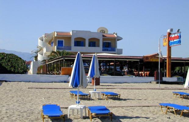 фотографии отеля Mikes Beach Apartments & Studios изображение №15