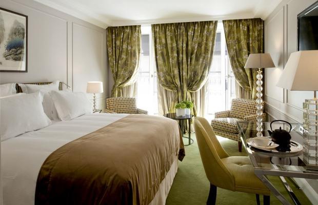 фотографии отеля Le Burgundy изображение №55