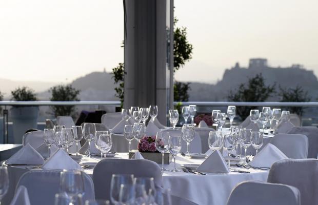 фотографии отеля Hilton Athens изображение №51