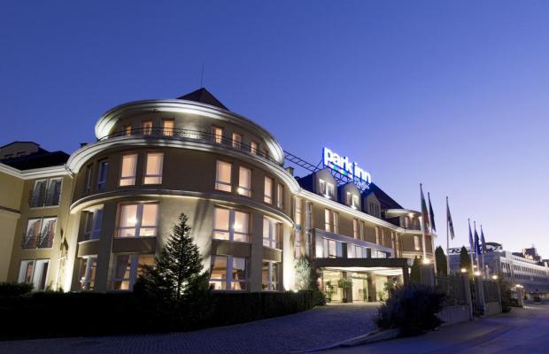 фото отеля Park Inn by Radisson Sofia (ex. Greenville Hotel) изображение №25