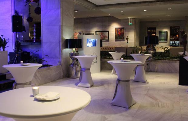 фото Hotel Marinela Sofia (ex. Kempinski Hotel Zografski Sofia) изображение №26