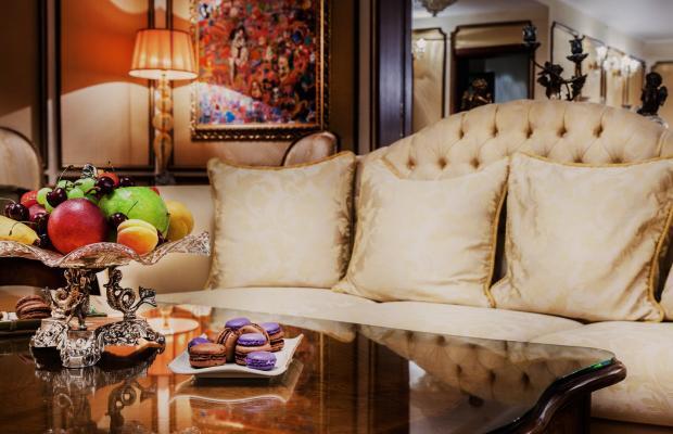 фото отеля Hotel Marinela Sofia (ex. Kempinski Hotel Zografski Sofia) изображение №9