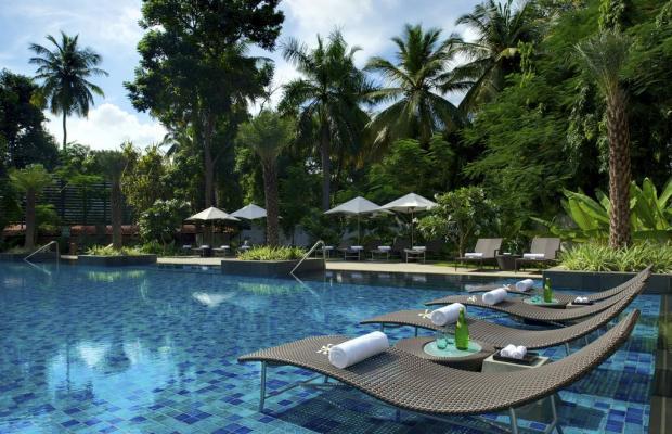фотографии отеля Taj Coromandel изображение №3