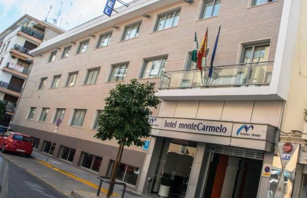 фотографии отеля Monte Carmelo изображение №11