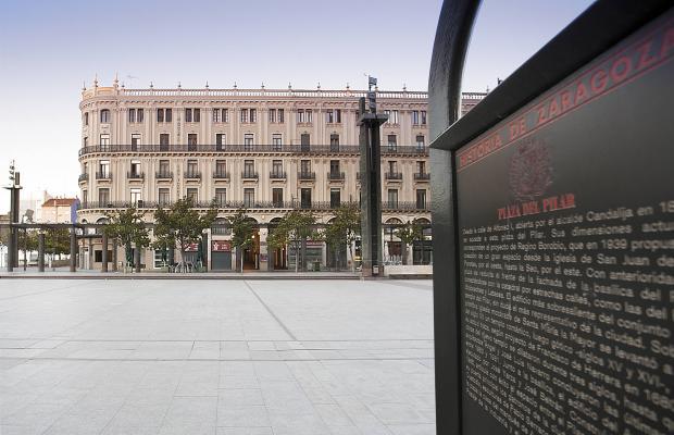 фото отеля Pilar Plaza Hotel (ех. NastasiBasic Zgz Hotel; ex. Las Torres) изображение №1