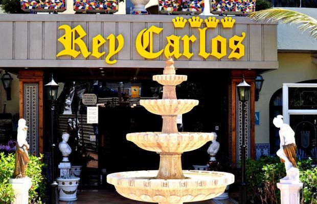 фотографии отеля Rey Carlos изображение №7