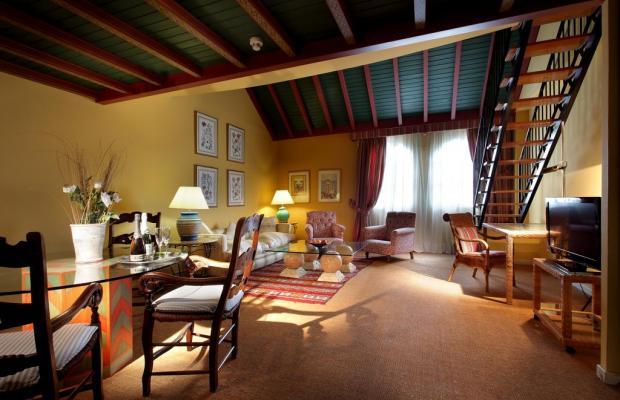 фотографии отеля Exe Gran Hotel Solucar изображение №3